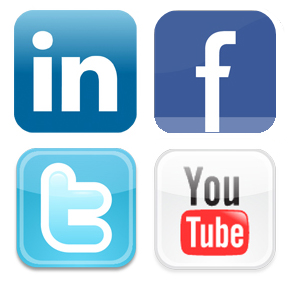 Facebook-Twitter-YouTube-LinkedIn